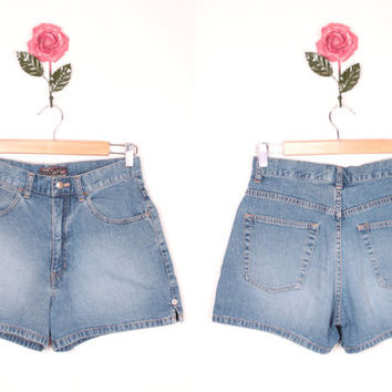 90s high waist shorts // GAP special edition