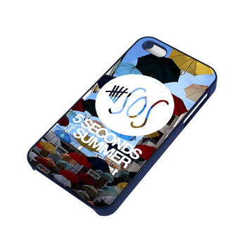 5 SECONDS OF SUMMER 4 5SOS iPhone 4 / 4S Case