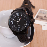 Mens Unique  Watch Casual Mountaineering Racing Sports Watches + Beautiful Gift