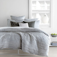 'City Pleat' Duvet Cover