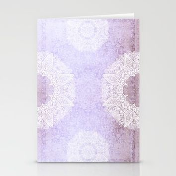 Lace for your soles Stationery Cards by Starseed Designs