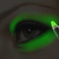 Glow in the Dark Body Art Makeup Pencil (Set of 4):Amazon:Clothing