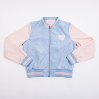 Cry Baby Portrait Bomber Jacket | melaniemartinezmusic.com