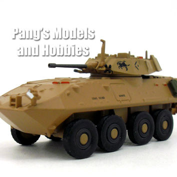 LAV-25 Light Armored Vehicle - Marines 1/72 Scale Diecast Model by Eaglemoss