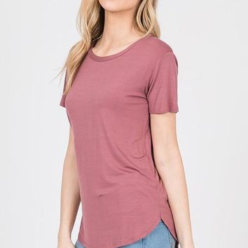 Must Have Tee - Rose