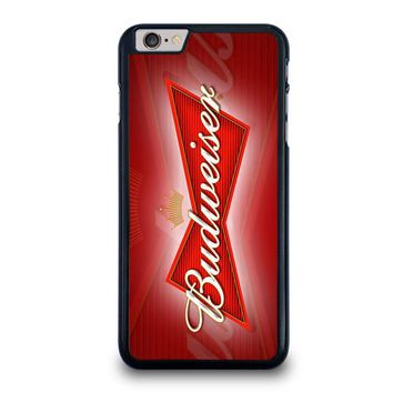 budweiser iphone 6 6s plus case cover  number 1