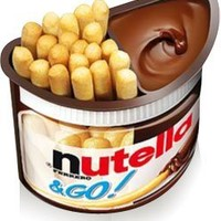 Nutella and GO! Snack (Case of 24) (52g)