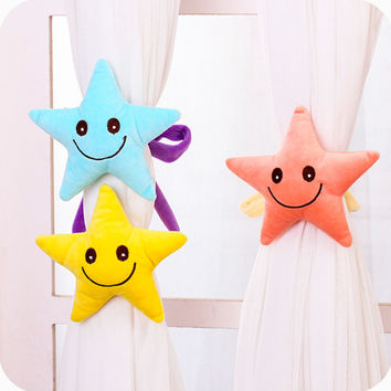 Baby Kid Cartoon Bedroom Curtain Tieback Buckle Hook