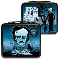 Edgar Allan Poe Lunch Box - Accoutrements - Historical Figures - Lunch Boxes at Entertainment Earth
