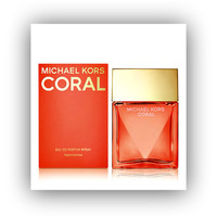 MICHAEL KORS NEW 2016 CORAL EDP Fragrance Perfume 1.0 oz.