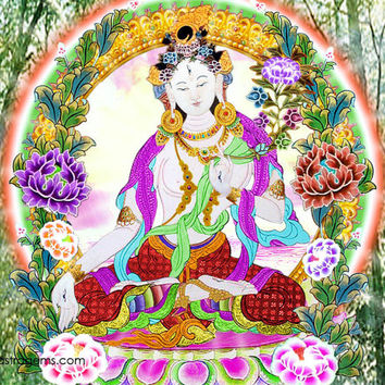 Mother Tara Reading- Guidance and Insight, Buddhist Deity, Channelled Reading