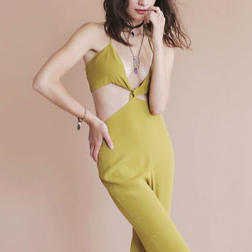 Summer Love Jumpsuit By For Love & Lemons