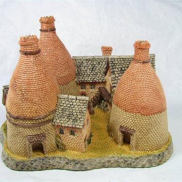 the BOTTLE KILNS by David WINTER New! Mib! coa! Midlands Collection