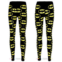Batman Leggings from CherryKreations21