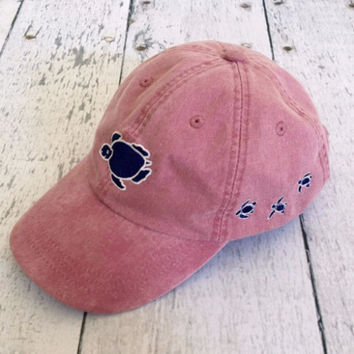 Shelly Logo Cap - Nautical Red
