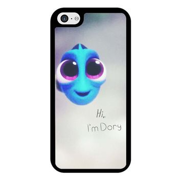 Baby Dory Finding Dory iPhone 5/5S/SE Case