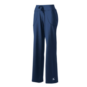 Mizuno Elite 9 Straight Pant - Navy