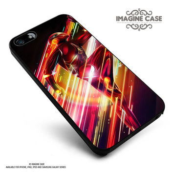 The Flash Superhero run case cover for iphone, ipod, ipad and galaxy series