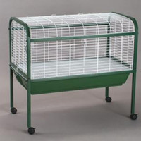 Prevue 520 Small Animal Cage 40x22x37 Jumbo W/Stand