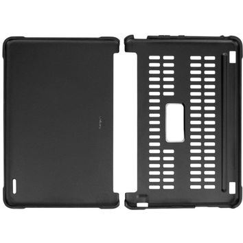Targus THZ713GL TPU Commercial-Grade Form-Fit Cover for 11.6-inch Dell Chromebook 3180, Latitude 3180-3190 Laptops - Black