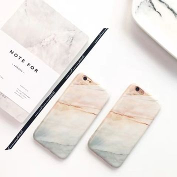 Stylish  Iphone 6/6s/6s plus 7/7 plus Hot Deal On Sale Cute Simple Design Shiny Soft Phone Case [103864107020]
