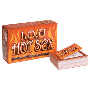 I.o.u. Hot Sex Game