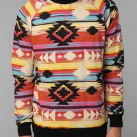 Urban Outfitters - Deter Geo Pullover Sweatshirt