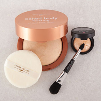 Laura Geller Baked Highlight and Glow Duo — QVC.com
