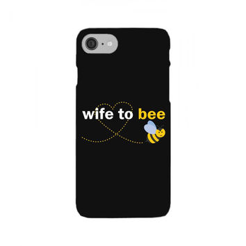 Wife To Bee iPhone 7 Plus Shell Case