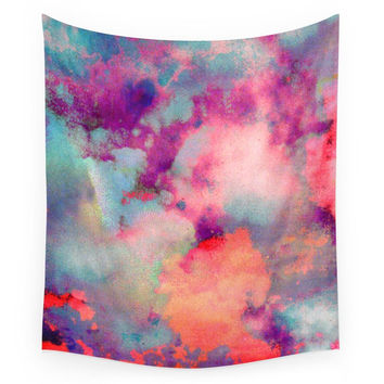 Society6 Untitled 20110625p (Cloudscape) Wall Tapestry