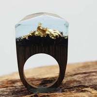 Shiny Gift New Arrival Jewelry Stylish Innovative Accessory Sea Ring [8848739335]