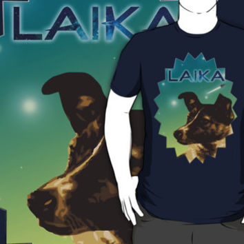 Laika - The First Dog In Space