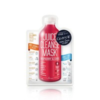 Raspberry & Lentil Juice Cleanse Mask