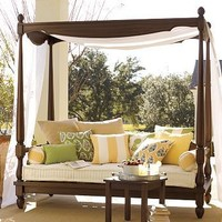 Balinese Daybed | Pottery Barn