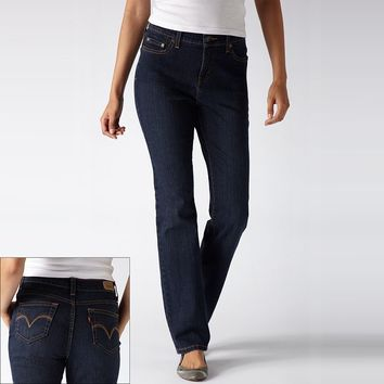Levi's 512 Perfectly Slimming Straight-Leg Jeans