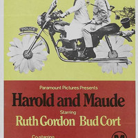 Harold and Maude 20x40 Movie Poster (1971)