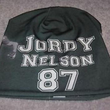 Green Bay Packers Jordy Nelson Beanie  - Lightweight