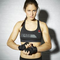 Reebok Train Like A Fighter MMA Bra - Black | Reebok GB
