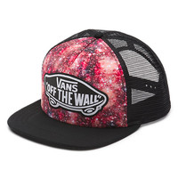 Beach Girl Galaxy Trucker Hat | Shop at Vans