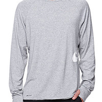 Nike SB Skyline Dri-Fit Long Sleeve Crew T-Shirt at PacSun.com