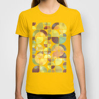 Sunny day pattern T-shirt by VessDSign