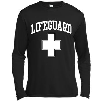 Lifeguard Short Sleeve Red T-Shirt