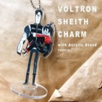 【Pre-Order】Voltron Sheith 12cm Charm with Acrylic Stand • YUI • Tictail