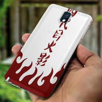 Shannin Mode Naruto Case for Samsung Galaxy Note 1/2/3, iPhone 4/4G/4S/5/5S/5C, Htc One X/M7, Galaxy Nexus, Galaxy Grand, Galaxy S3/S4