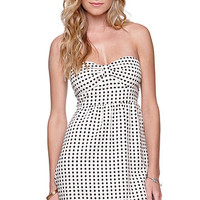 Roxy Boston Sleeveless Bandeau Dress at PacSun.com