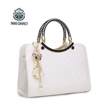 Criss Cross Attractive Versatile Handbags