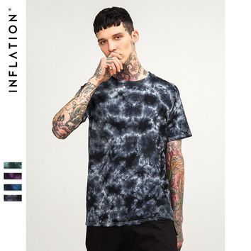 Short Sleeve Men's Fashion Abstract T-shirts [753822072925]