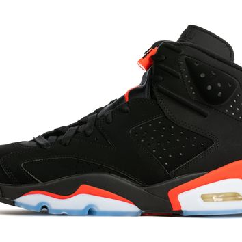 1f04fd8b0bce41 Air Jordan 6 Retro Black Infrared (2019)