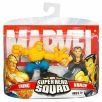 Marvel Super Hero Squad Thing vs. Namor