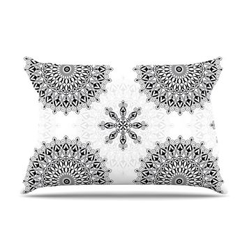 Julia Grifol 'Mandala' Pillow Case